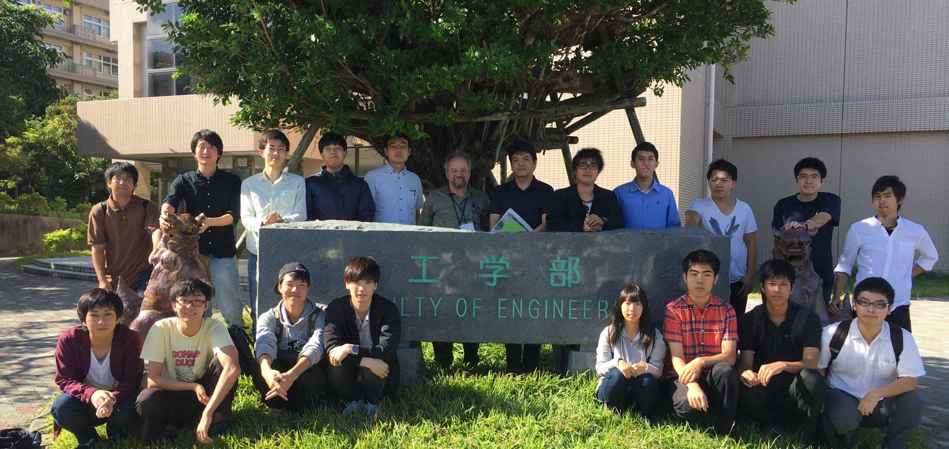 琉球大学 建設材料学研究室